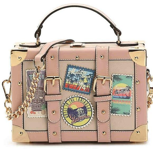 85572e0525e Aldo box mini bag